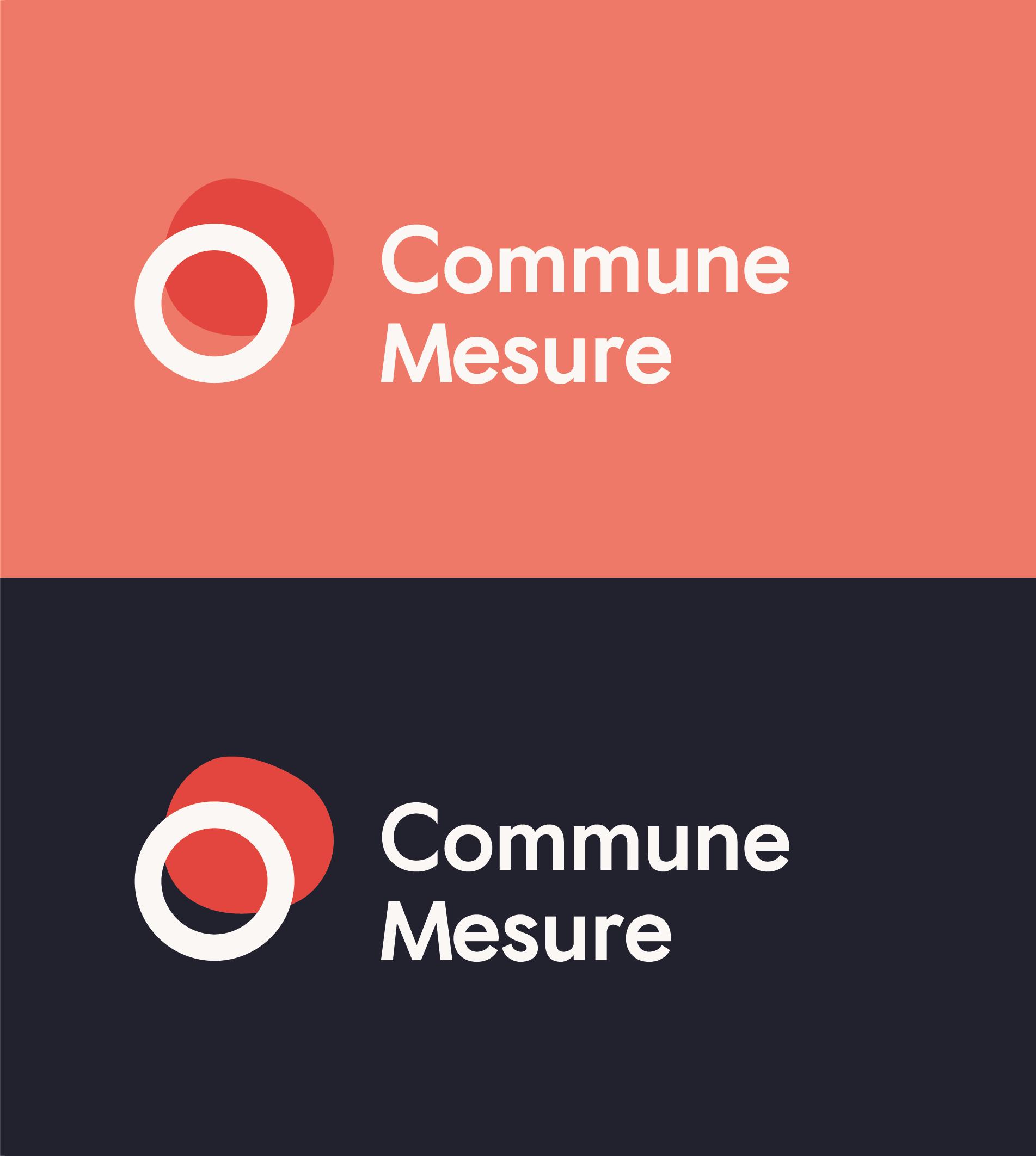Logo commune mesure